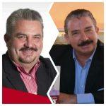 Javier y Gerardo Degollado González, disputarán la Alcaldía de Chapala