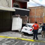 Explota casa en Loma Dorada en Tonalá