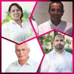 Candidatos a Tonalá participan en debate en tv; Bañales no asiste