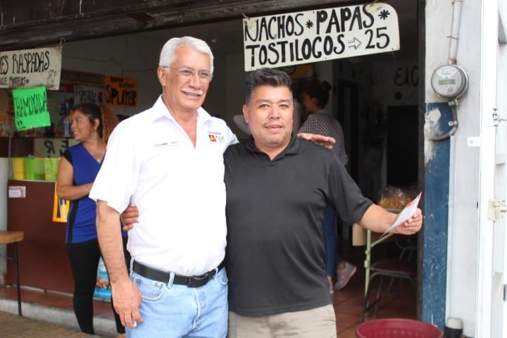 Santa Paula y la Jalisco son cuevas de delincuentes: Catarino Olea
