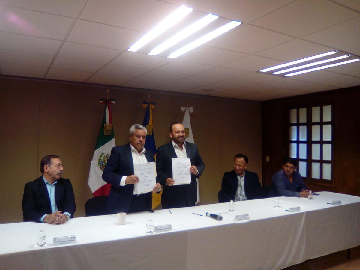 Firman INE y Tonalá convenio de colaboración para vigilar la jornada electoral