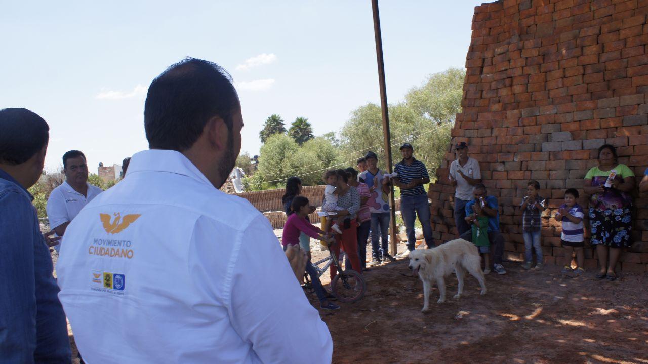 Juan Antonio González impulsará un parque ladrillero en Tonalá