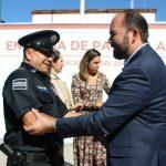 Juan Antonio González cumple a Tonalá, entrega 25 patrullas nuevas