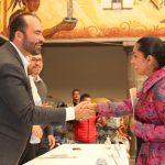 Juan Antonio González entrega 60 títulos de propiedad, garantiza seguridad jurídica a tonaltecas