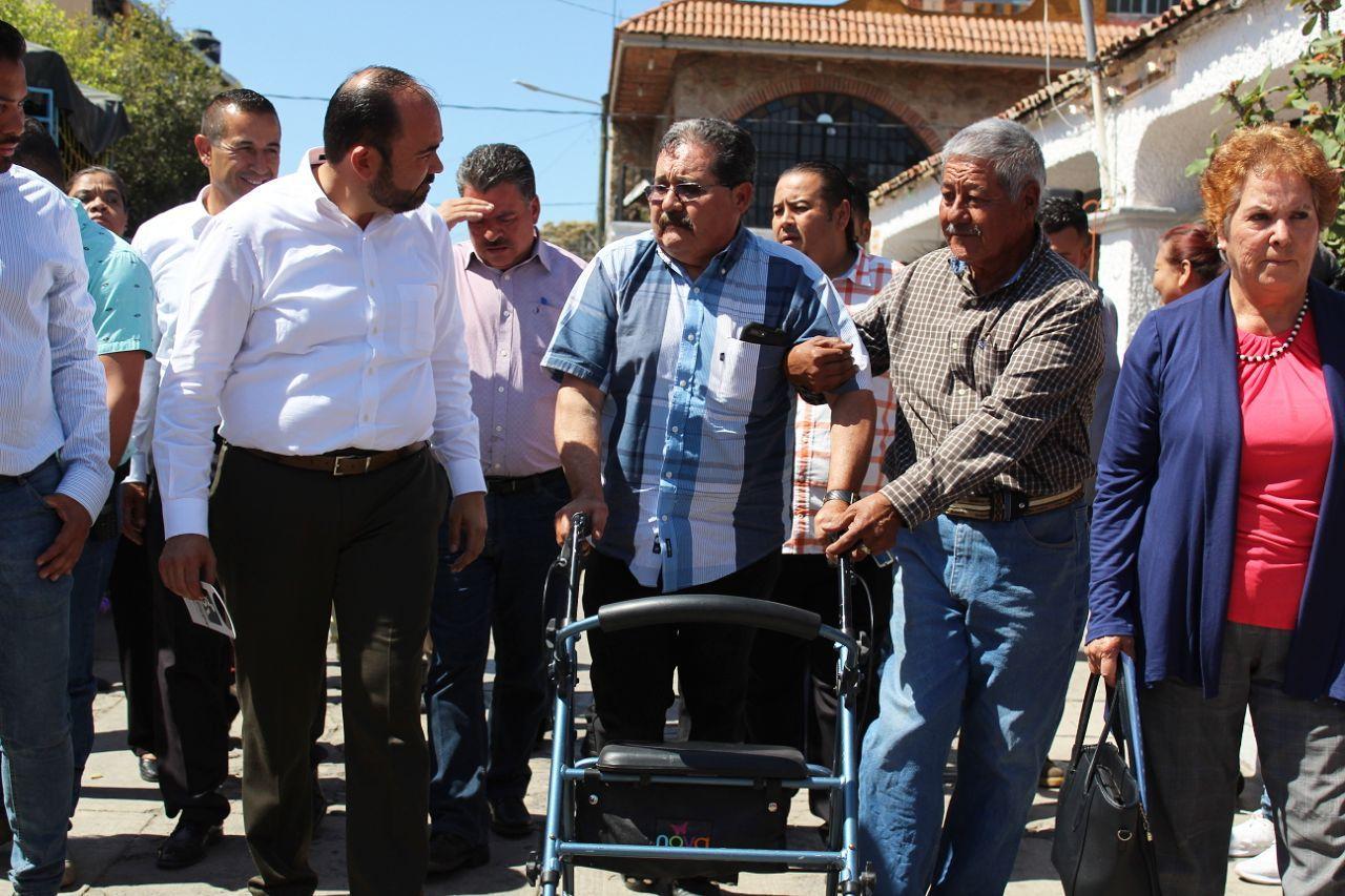 """""""Moviéndonos por ti"""", beneficiará a personas con discapacidad, embarazadas y adultos mayores en Tonalá"""