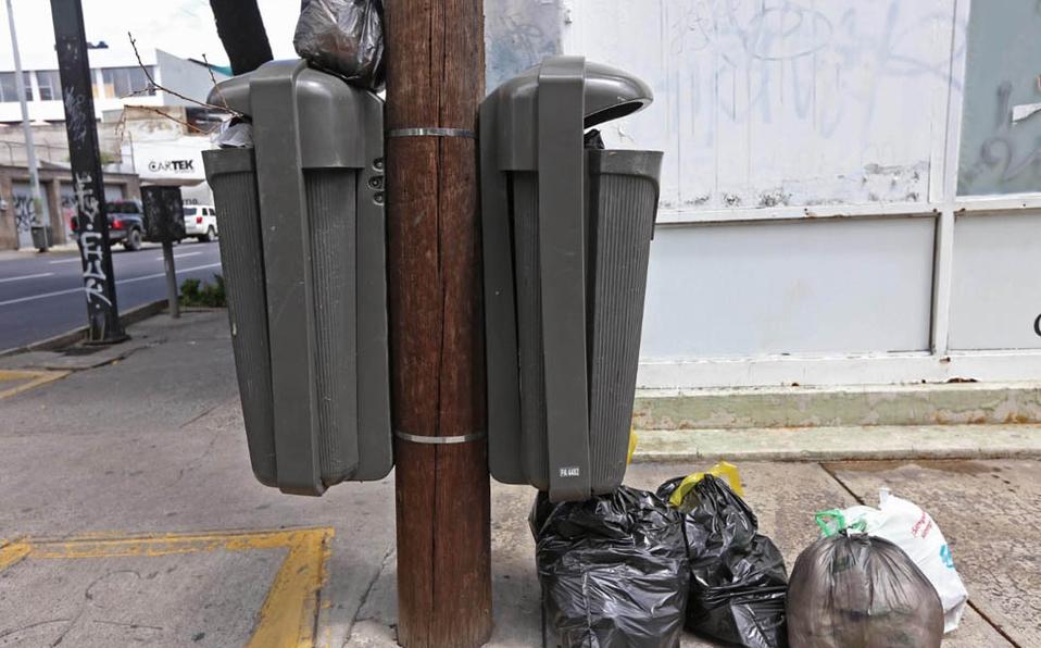 Comercios deben contar con servicio de manejo de residuos; GDL ha multado a 138