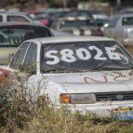 Se queman 70 vehículos chatarra en Tonalá