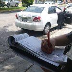 Ante posibles multas, saturan trámite para licencia de manejo
