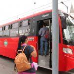 PRI y PAN se oponen al aumento de 2.50 pesos al pasaje transporte público