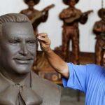 Vicente Fernández tendrá su estatua en GDL, costará 2 mdp