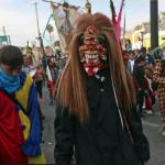 Tastoanes de Tonalá participan en La Romería
