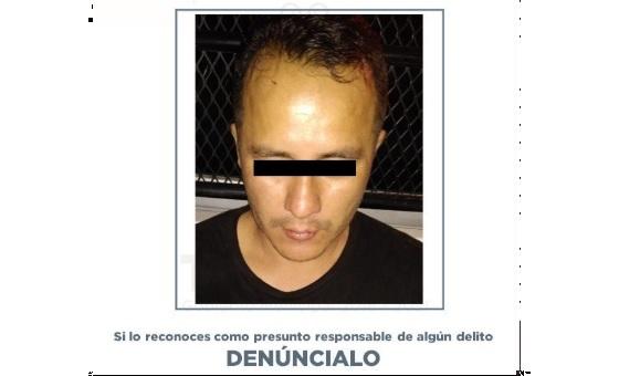 Detienen a líder de comercio ilegal en Tonalá que agrede a su ex pareja
