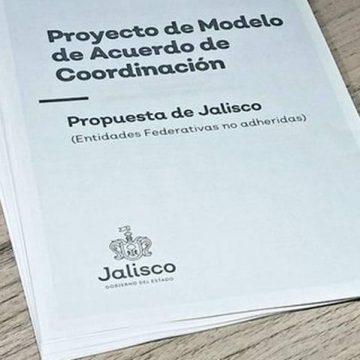 Alfaro envía propuesta de salud al INSABI