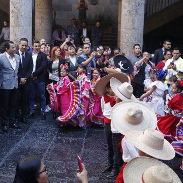 Conmemoran 478 aniversario de Guadalajara