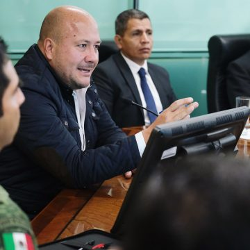 Avala Alfaro desalojo de ejidatarios del Zapote