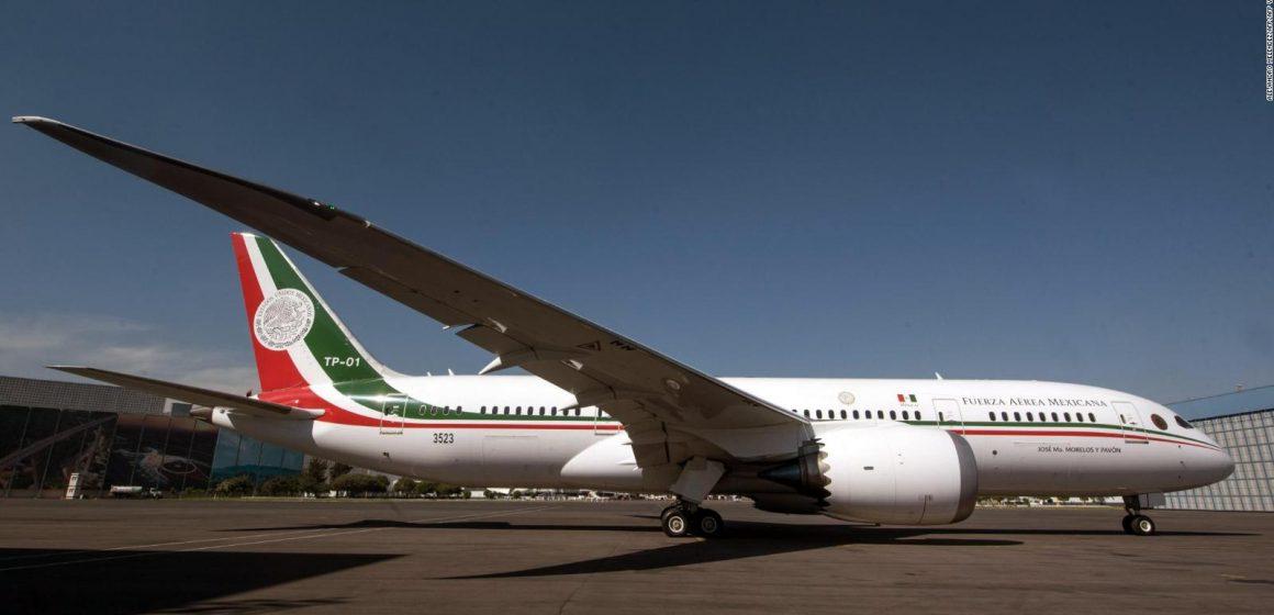 Mañana, día clave para futuro del avión presidencial