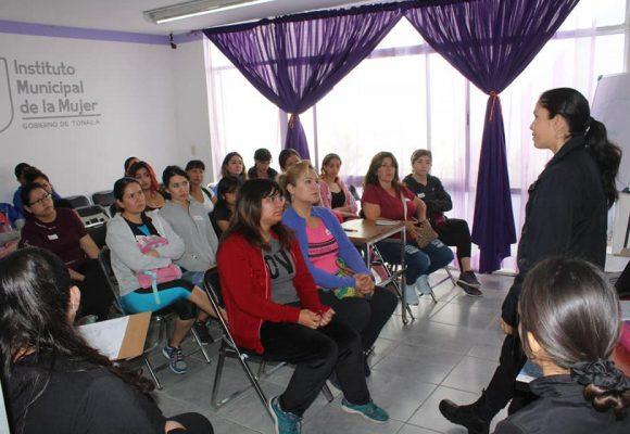 Gobierno de Tonalá beneficia a más de 500 mujeres con cursos de capacitación y autodefensa