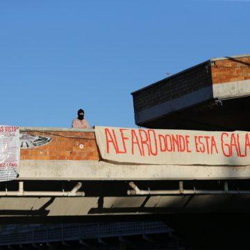 Familia de Gala acusa olvido del gobernador