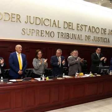 Buscan destrabar designación de magistraturas