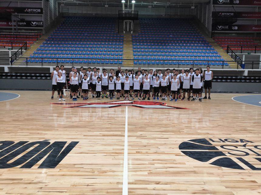 Astros de Jalisco inaugura Academia Astros