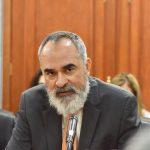 Salvador Caro descarta apertura en leyes sobre desapariciones