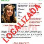 Localizada menor rusa desaparecida en Tlajomulco