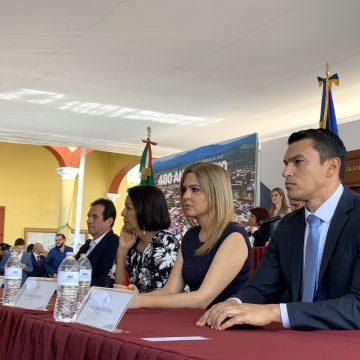 Congreso celebra a San Martín de Hidalgo por sus 480 años