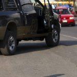 Atacan a polocías de Tlajomulco; les roban patrulla