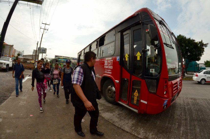Se reforzarán los operativos de supervisión al transporte público