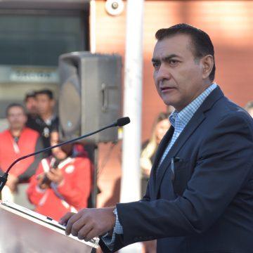 Se destapa Zamora para reelegirse en Tlajomulco