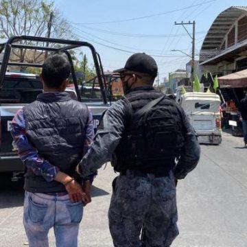 En Tlaquepaque están los más desobedientes; detienen a 8 por no usar cubrebocas