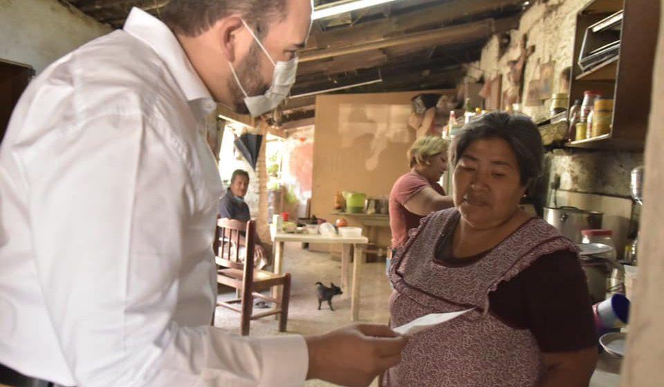 Gobierno de Tonalá dotará de apoyos económicos a comerciantes y artesanos