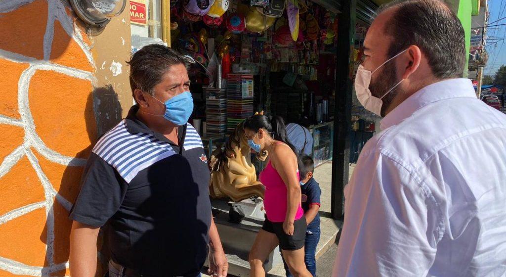 Tonalá refuerza medidas de prevención y uso de cubrebocas obligatorio