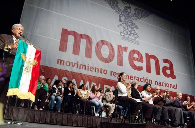 Ciudadanos no están conformes, Morena baja en preferencias electorales