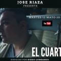 Presenta José Riaza cortometraje «El cuarto»