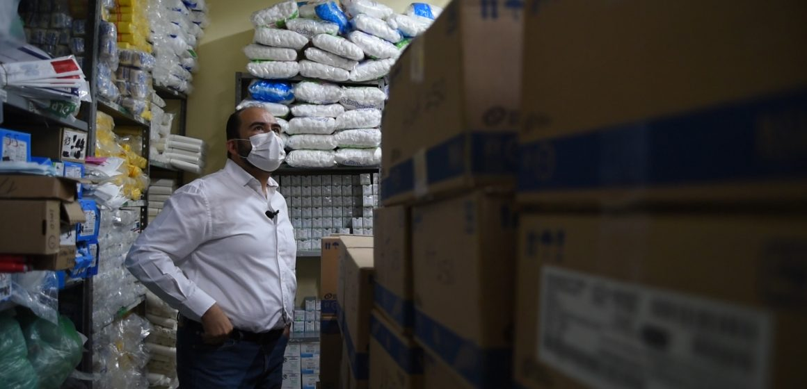 Tonalá invierte en equipamiento médico para atención en Servicios Médicos