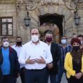 Gestiona Juan Antonio González 2.5 MDP para apoyos a comerciantes y artesanos de Tonalá