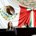 Adriana Medina, la diputada federal más  productiva del país
