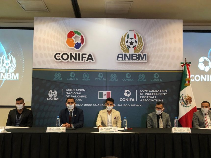 LBM y ANBM se afilian a la CONIFA